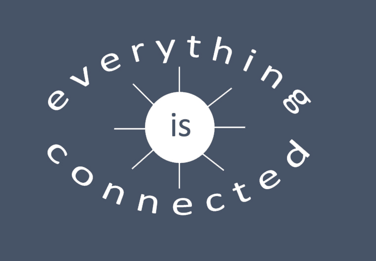 everything is connected press